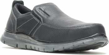 HYTEST 10180 Men's Black, Steel Toe, EH, Twin Gore Slip On