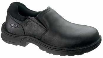 HyTest 10700 Men's, Black, Comp Toe, EH Slip On