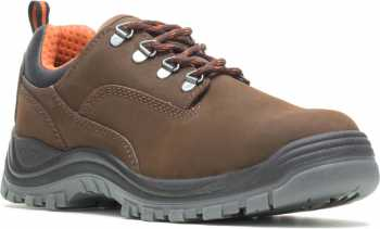 HYTEST 10751 Unisex Brown, Steel Toe, EH Oxford