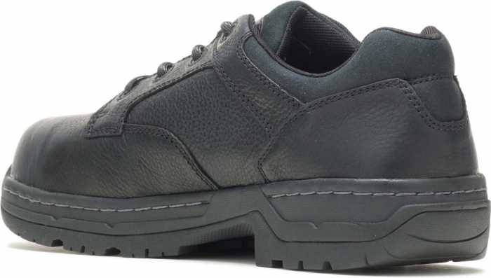 HYTEST 10970 Men's Black Nano Toe, EH Mt Oxford