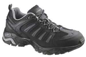 HYTEST 11100 Black Electrical Hazard, Steel Toe Unisex Multisport Athletic