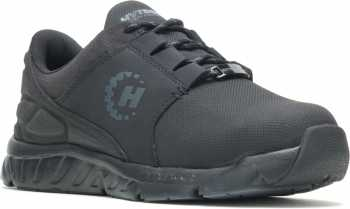 HyTest 11729 Annex, Men's, Black, Nano Toe, EH, Internal Met, Low Athletic