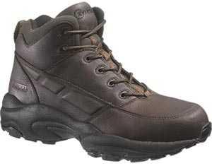 HYTEST 12071 Brown Conductive Steel Toe Unisex Hiker