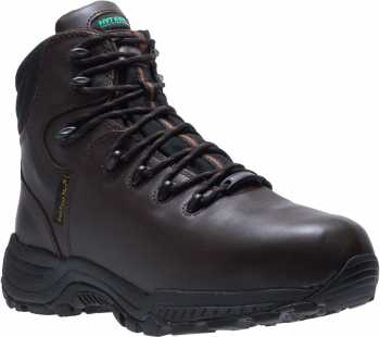 HYTEST 12111 Rylie, Men's, Brown, Comp Toe, Met-Guard, WP, Non-Metallic Hiker