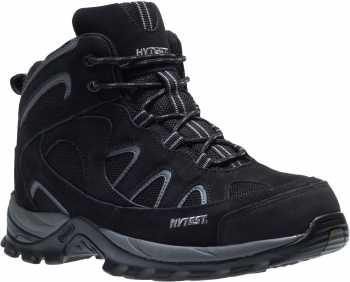HYTEST 12350 Black Electrical Hazard, Steel Toe Unisex Hiker