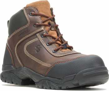 HYTEST 12441 Brown Composite Toe, Static Dissipating Men's Hiker