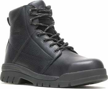 HyTest 13160 Zinc, Men's, Black, Steel Toe, EH, PR, 6 Inch Boot