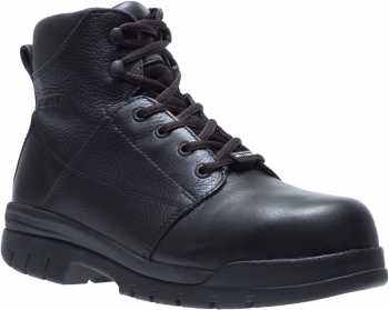 HYTEST 13310 Men's Steel Toe, EH, Con Tour Internal Met Guard, 6 Inch Boot