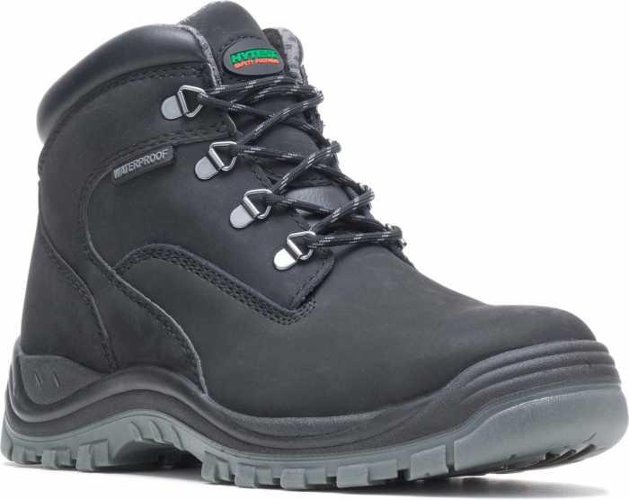 HYTEST 13750 Men's Black, Steel Toe, EH, Waterproof Hiker