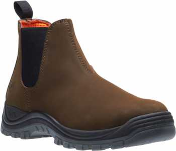 HYTEST 13781 Unisex, Brown, Steel Toe, EH, Station Boot