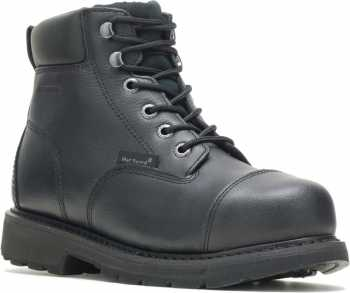 HYTEST 13810 Unisex, Black, Steel Toe, EH, Mt, WP, 6 Inch Boot