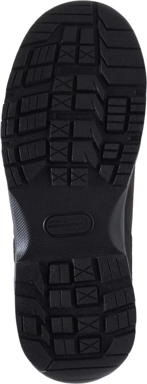 HYTEST 23110 Men's Black, Nano Safety Toe, EH, Internal Met, 6 Inch Boot