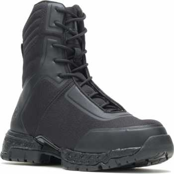 HYTEST FootRests 2.0 24190 Mission, Men's, Black, Nano Toe, EH, 8 Inch Zipper Boot