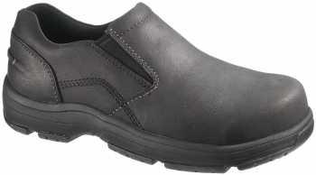 HYTEST 30400 Black Static Dissipating, Composite Toe, Men's Twin Gore Slip On
