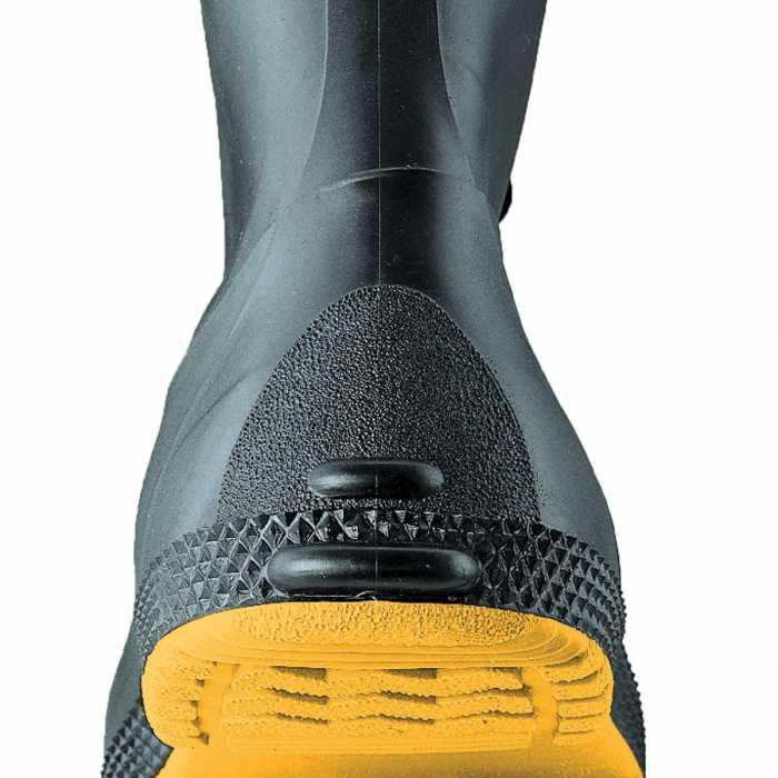 Servus 12 Black PVC Soft Toe Pull Over Boot