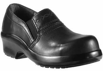 Ariat AR1976 Women's Black Expert, Comp Toe, SD Slip Resistant Clog