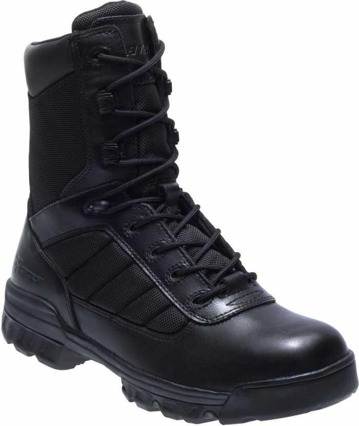 Bates BA2260 Men's Black, Tactical, Slip Resistant, 8 Inch Boot