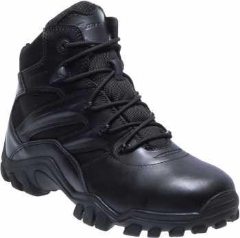 Bates BA2346 Black Soft Toe Side Zip Men's Delta 6 Inch Boot