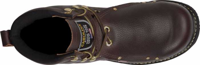 Carolina CA508USA Briar Pitstop, USA Made, Steel Toe, Electrical Hazard, Met Guard Unisex 6 Inch Boot