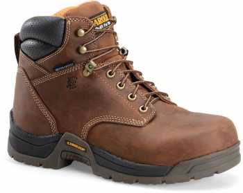 Carolina CA5520 Bruno Lo, Men's, Brown, Comp Toe, EH, WP 6 Inch