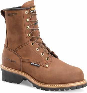 Carolina CA5821 Elm, Men's, Copper, Steel Toe. EH. WP/Insulated, Logger
