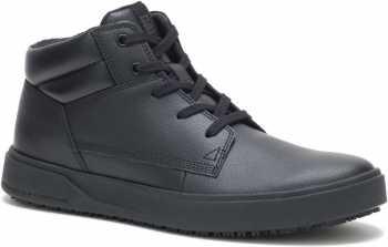 Caterpillar CT51045 ProRush SR, Men's, Black, Soft Toe, Slip Resistant, Casual Chukka