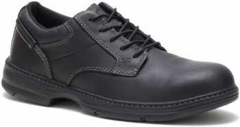 Caterpillar CT90015 Oversee, Men's, Black, Steel Toe, SD Oxford