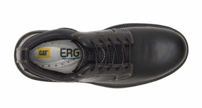 Caterpillar CT90015 Oversee, Men's, Black, Steel Toe, SD Oxford
