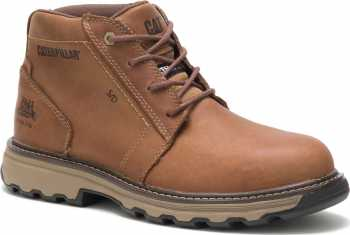 Caterpillar CT90715 Parker, Men's, Dark Beige, Steel Toe, SD, Chukka