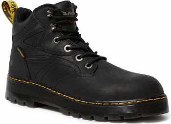 Dr. Martens DMR23388001 Plenum, Men's, Black, Steel Toe, EH, WP, 6 Inch