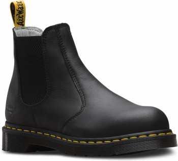 Dr. Martens DMR25176001 Arbor, Women's, Black, Steel Toe, EH Chelsea Boot