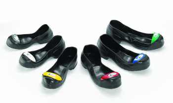 Wilkuro Steel Toe Overshoe Size XXXL Black (Men's Size 15-16)