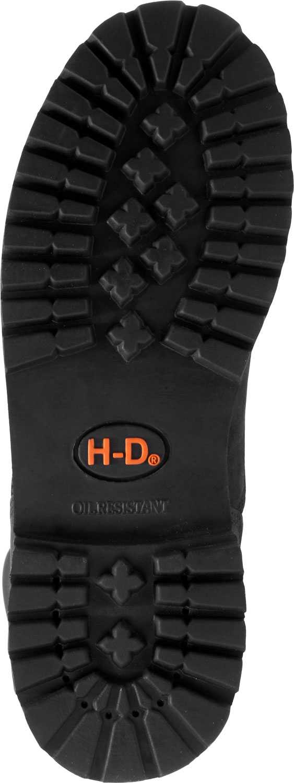 Harley Davidson HD93567 Gavern, Men's, Black, Comp Toe, EH, 6 Inch Boot