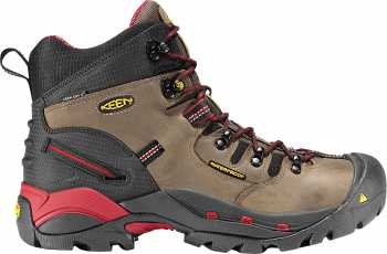 KEEN Utility KN1007024 Pittsburgh Bison Steel Toe, EH, Waterproof, Men's Hiker