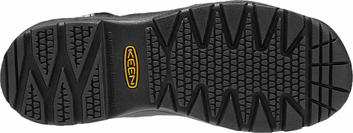 KEEN Utility KN1011357 Louisville Black Steel Toe, EH, Waterproof, Men's Hiker