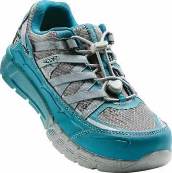 KEEN Utility KN1017074 Asheville, Women's, Blue/Eggshell Blue, Aluminum Toe, SD Athletic