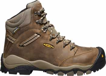 KEEN Utility KN1020022 Canby, Women's, Shitake/Brindle, Aluminum Toe, EH, WP Hiker