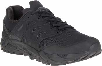 Merrell MLJ17763 Agility Peak Tactical, Men's, Black, Soft Toe, Tactical Shoe