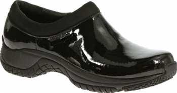 Merrell MLJ22288 Encore Moc Pro, Women's, Black, Slip Resistant Slip On