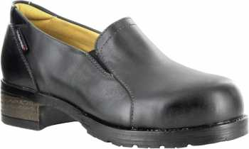 Mellow Walk MW402109 Vanessa, Women's, Black, Steel Toe, EH, PR Slip On