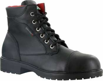 Mellow Walk MW429139 'New' Redline, Women's, Black, Steel Toe, EH, PR, 6 Inch