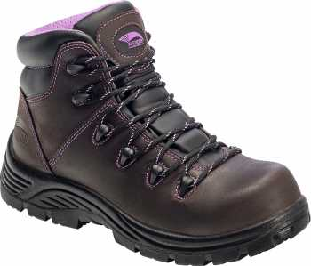 Nautilus/Avenger N7123 Framer, Women's, Brown, Comp Toe, EH, PR, WP Hiker