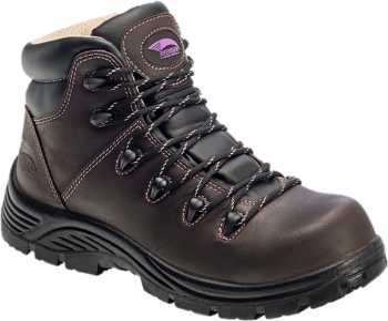 Nautilus/Avenger N7130 Framer, Women's, Brown, Comp Toe, EH, PR, WP/Insulated Hiker