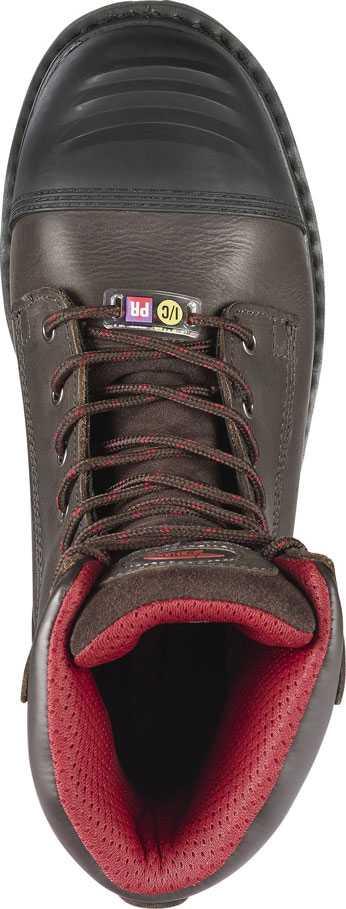 Avenger N7573 Men's, Brown, Nano Toe, EH, PR, WP/Insulated, 8 Inch