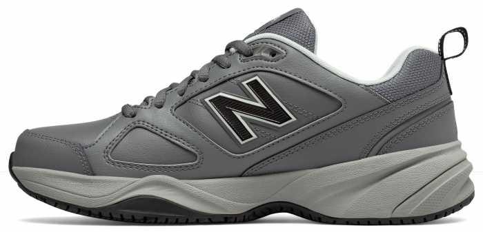 New Balance NBWID626D2 Women's, Grey, Soft Toe, Slip Resistant Athletic