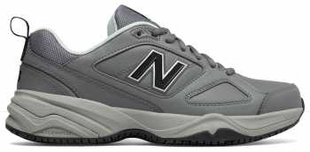 New Balance NBWID626D2 Women's, Grey, Soft Toe, Slip Resistant Athletic