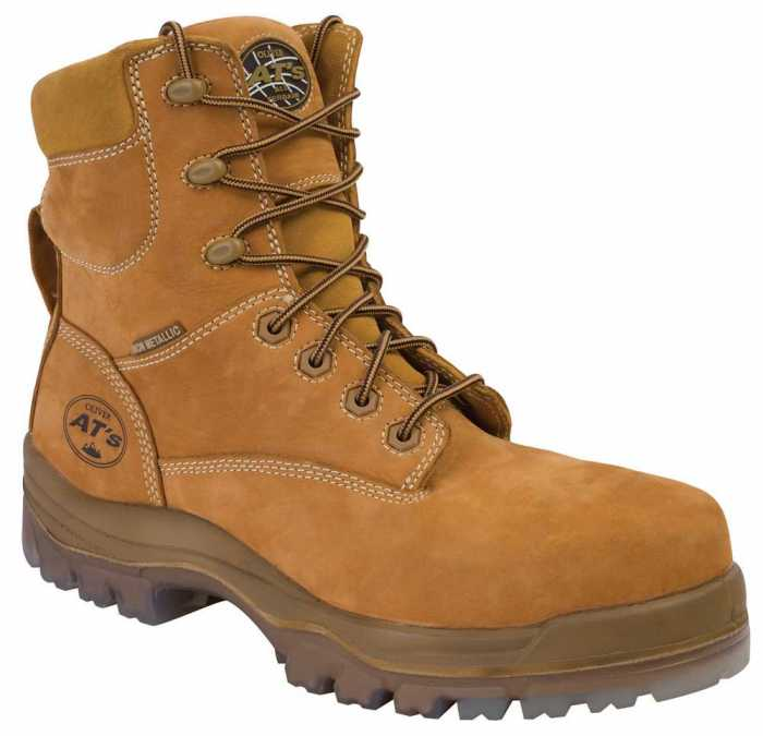 Oliver OL45633C Men's Wheat, Comp Toe, EH, 6 Inch Boot