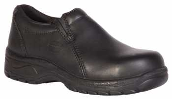 Oliver OL49430 Women's, Black, Steel Toe, SD, Twin Gore Slip On