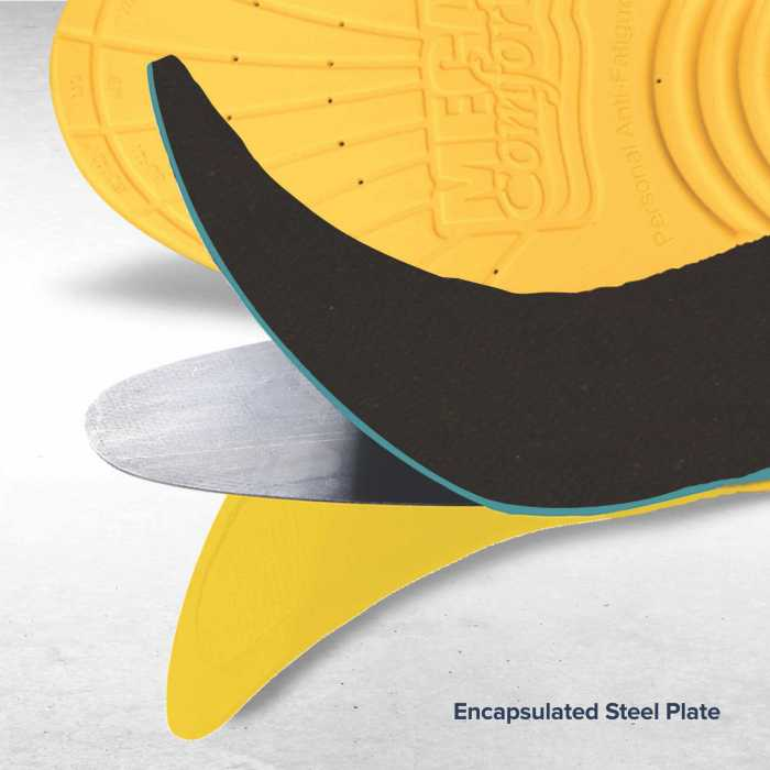 MEGAComfort PAM Puncture-Resistant Insole