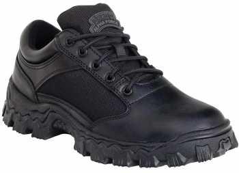 Rocky 2168 Black Water Resistant, Uniform, Soft Toe Oxford